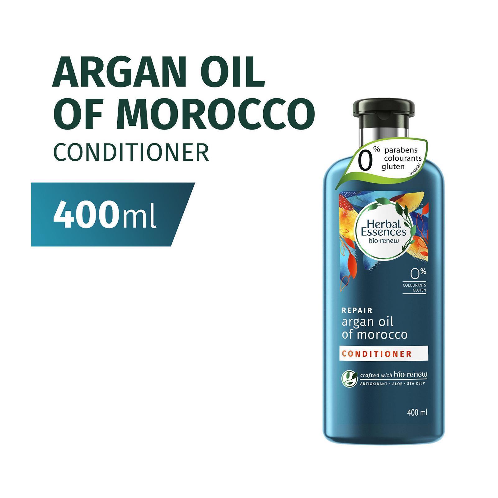 HERBAL ESSENCES herbal essences repair argan oil of morocco conditioner 400ml