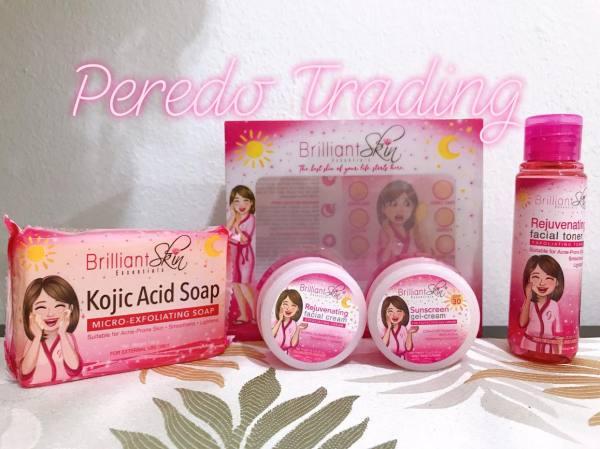 Buy Brilliant Skin  Facial Set Authentic - Set of 1 Box Singapore
