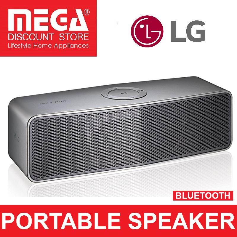 Lg Np7550 P7 Portable Bluetooth Speaker.