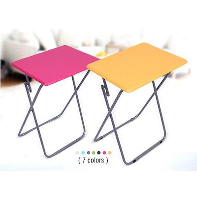 MISSHER Colorful Folding Foldable Portable Table /Picnic Table /Study Table /Camping /Outdoor /Coffee TB02