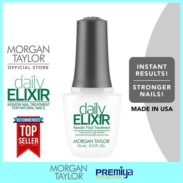 Buy MORGAN TAYLOR Keratin Nail Treatment 15 mL Singapore