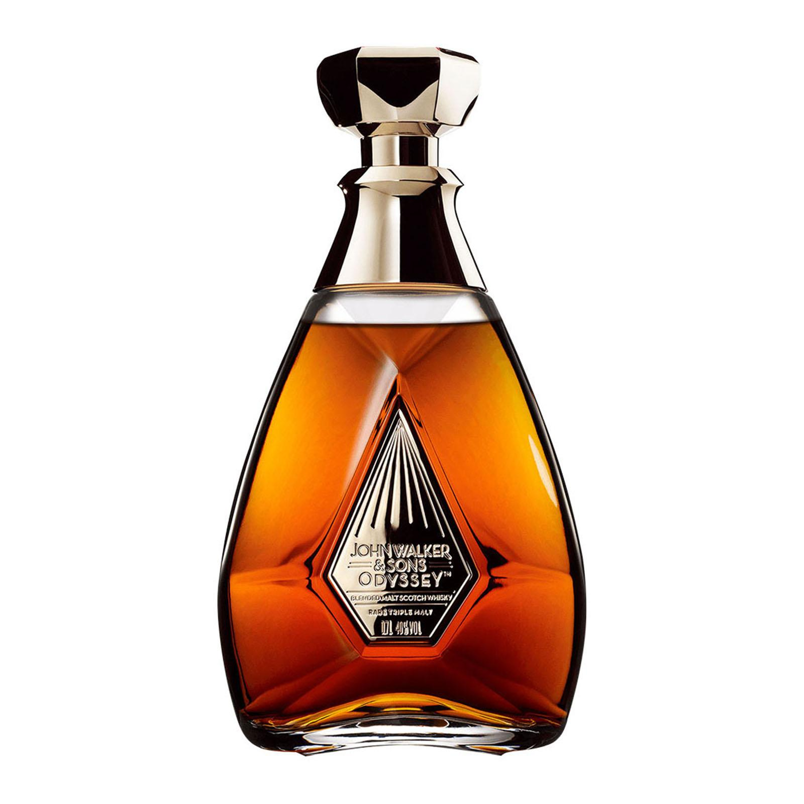 Johnnie Walker And Sons Odyssey With Gift Box