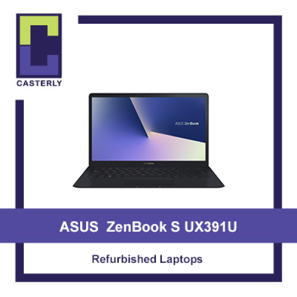 [REFURBISH] ASUS UX391U / i7-8550U / 16 GB RAM / 256GB SSD / WIN 10 / TOUCHSCREEN