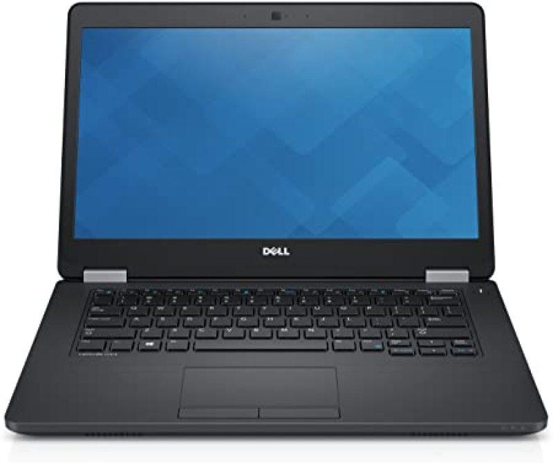 DELL LATITUDE E5270 (BEST USED LAPTOP FOR OFFICE)  I7-6600U 6TH GEN 8GB RAM,256GB SSD WINDOWS 10 PRO