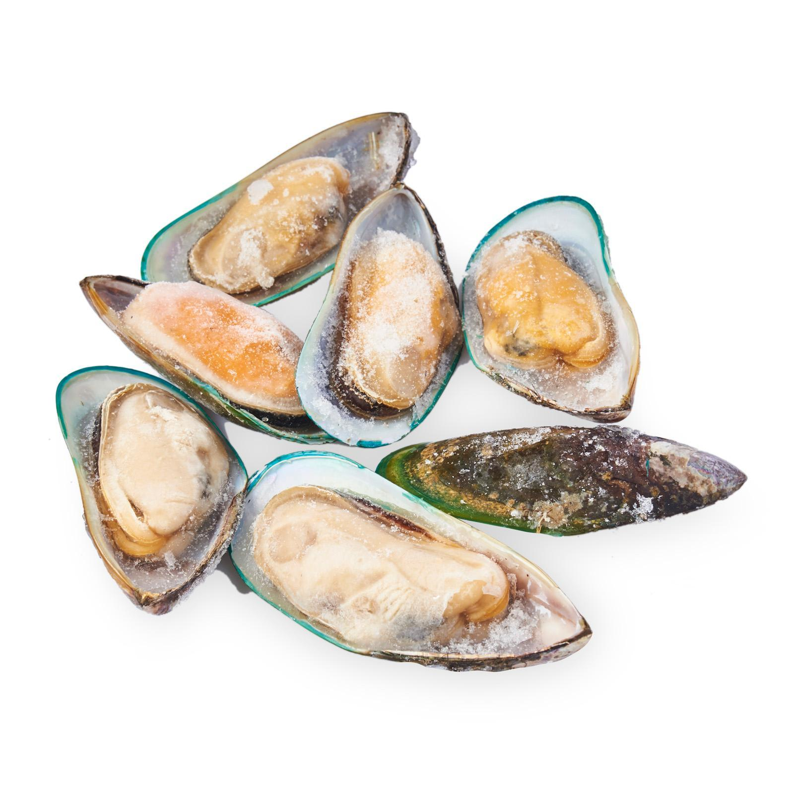 Catch Seafood New Zealand Mussel - Frozen