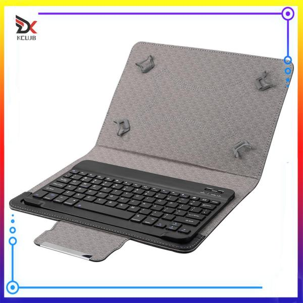 Bluetooth Keyboard for iOS Windows Android PU Leather Protective Case for 9 10 inch Tablet Singapore