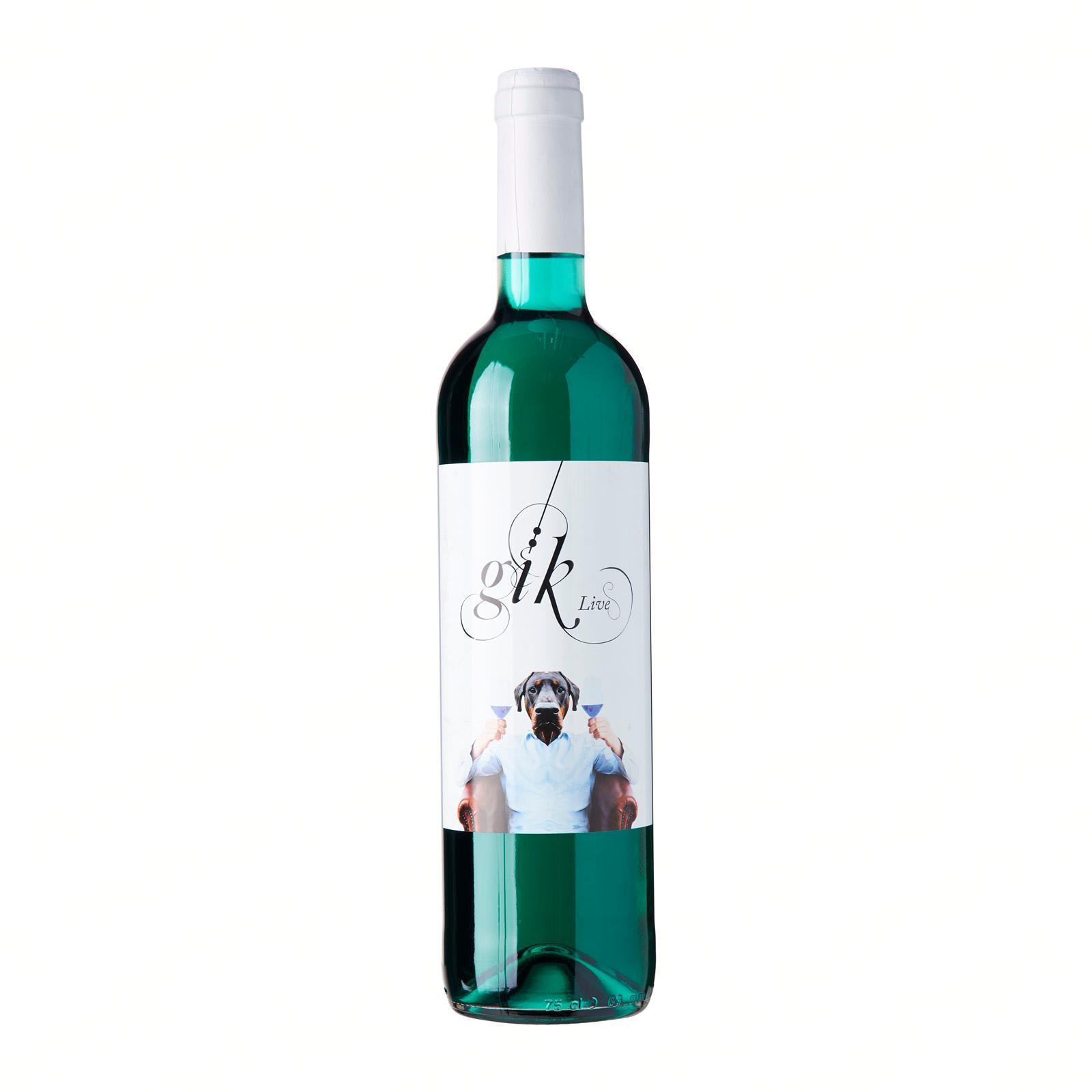 Gik Blue Wine - By The Liquor Shop Singapore