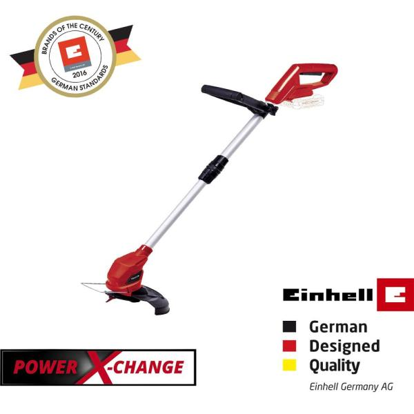 Einhell PXC Cordless Lawn Trimmer [GC-CT 18/24 Li-Solo] [Battery not included]