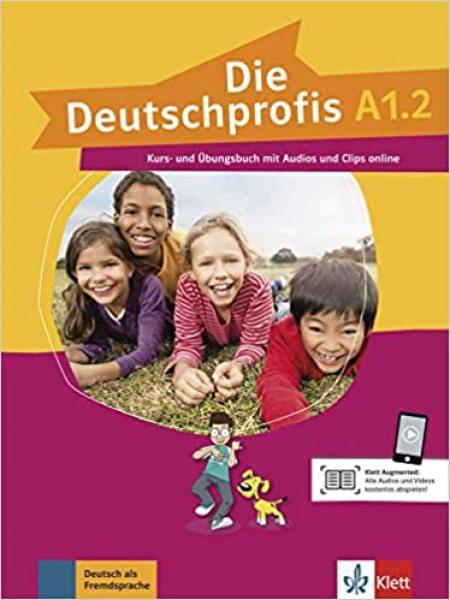 Die Deutschprofis A1.2. KÜB+online * pre order * pre order