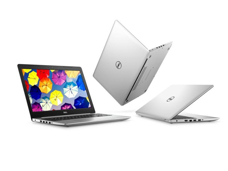 [New Arrival] Dell Inspiron 5570 8th Gen i7-8550U (8MB Cache, up to 4.0 GHz) 8GB, DDR4 1TB HDD Windows 10 Home 64bit DVD/RW 15.6 inch FHD (1920 x 1080) Truelife LED-Backlit On-cell Platinum Silver  (Touch Screen)  Free Laptop Bag and Wireless Mouse