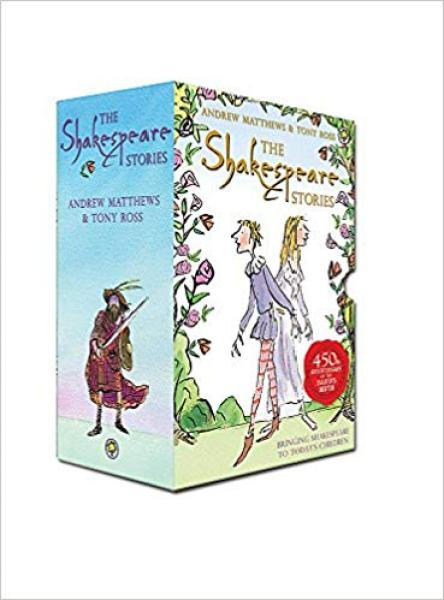 UK ver. Shakespeare 16 Books Childrens Story Collection Set By Tony Ross