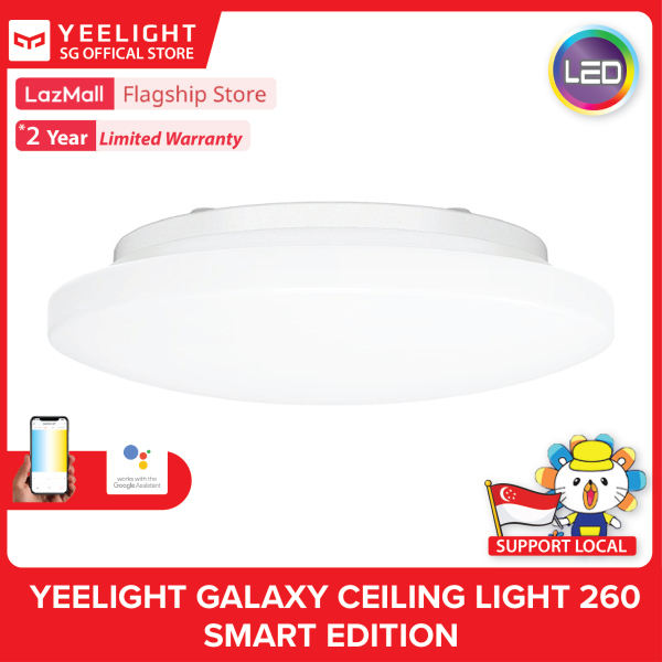 Yeelight Smart LED Ceiling light Smart Version jiaoyue 260 round Ceiling lamp