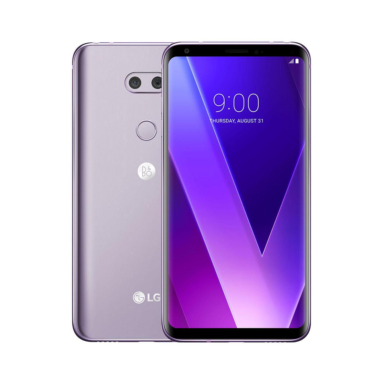 LG V30+ Dual Sim H930DS 128GB Black / Silver / Violet / Blue / Rose With  B&O Earphones