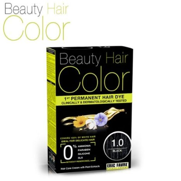 Buy Beauty Hair Color (BHC) 1.0 Black Singapore