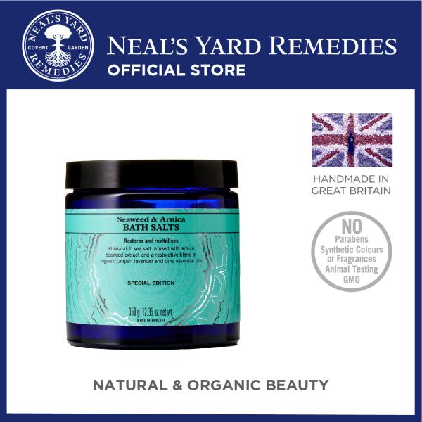 Buy Neals Yard Remedies SEAWEED & ARNICA Bath Salts Festive Edition Singapore