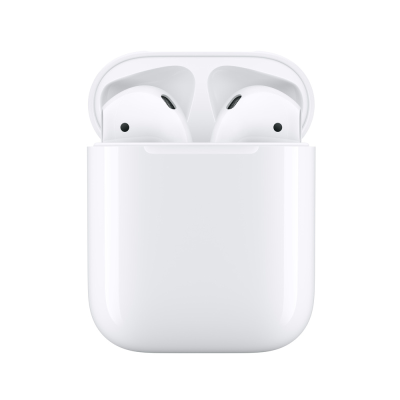 Apple AirPods 2 Bluetooth Earphones (wired charging version) with 1 year Apple Warranty 3~5 Days Delivery Singapore