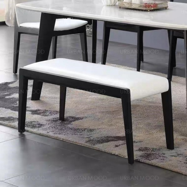 [PRE-ORDER] OTTO Faux Leather Dining Bench