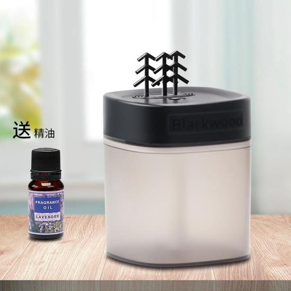 Remax Perfume Air Humidifier USB Office Household Desktop Small Mini Creative Light Included Fog of Essential Oil Aroma Diffuser Students Dormitory Send Best Friend GirlS birthday Gift Practical Singapore