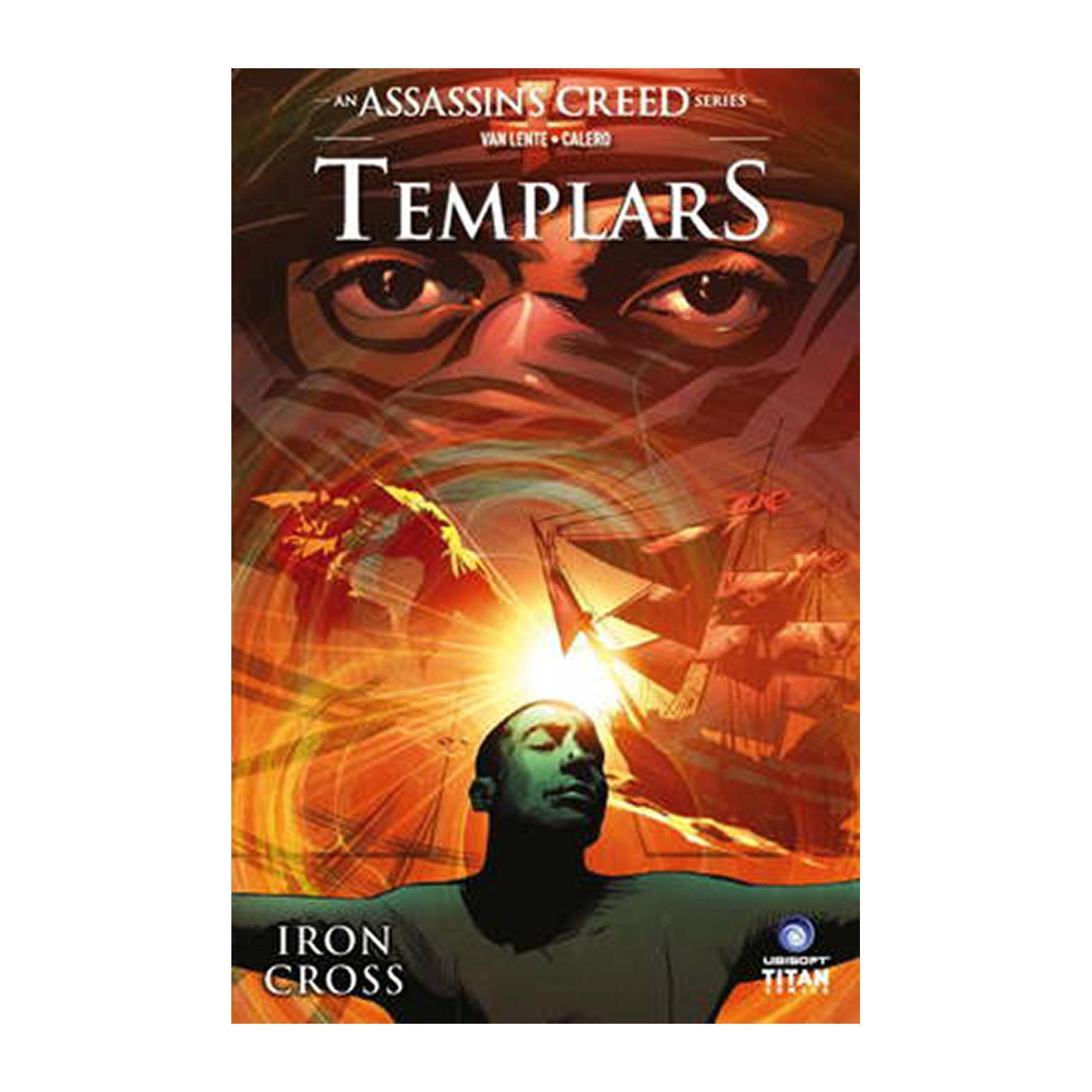Assassins Creed: Templars Iron Cross (Paperback)