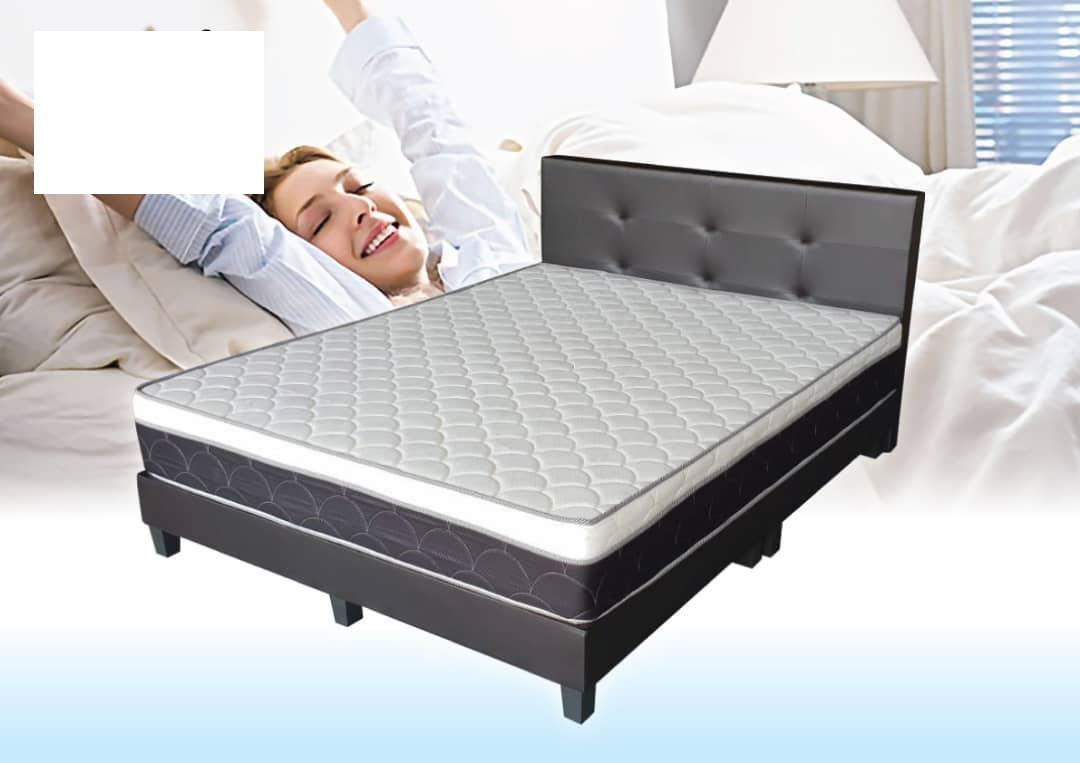 queen mattress with eurotop