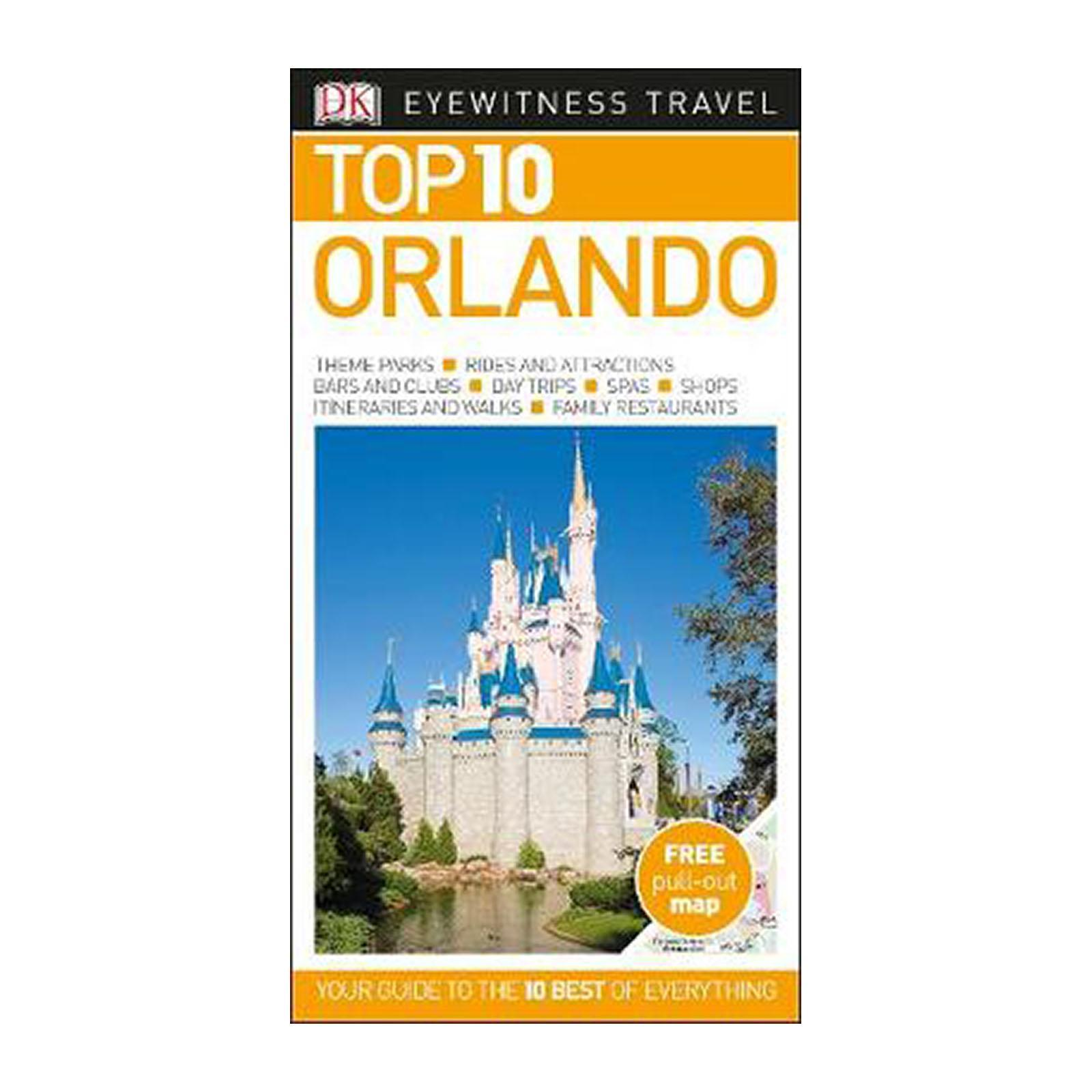 Top 10 Orlando (Paperback)