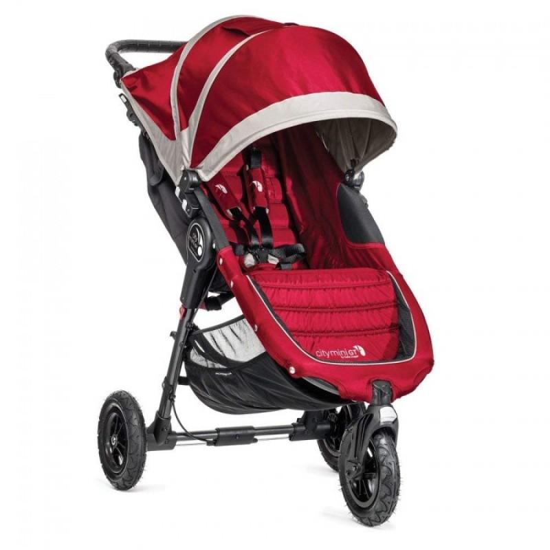 Baby Jogger City Mini GT Single - Crimson  (1 Year Local Warranty) Singapore
