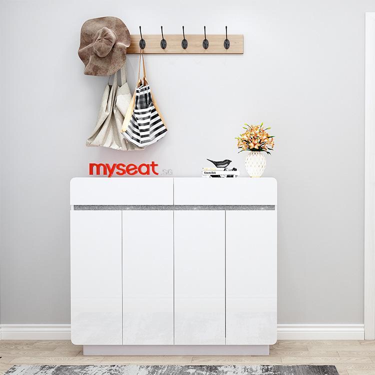 MYSEAT.sg GRAYSON Piano Shoe Cabinet