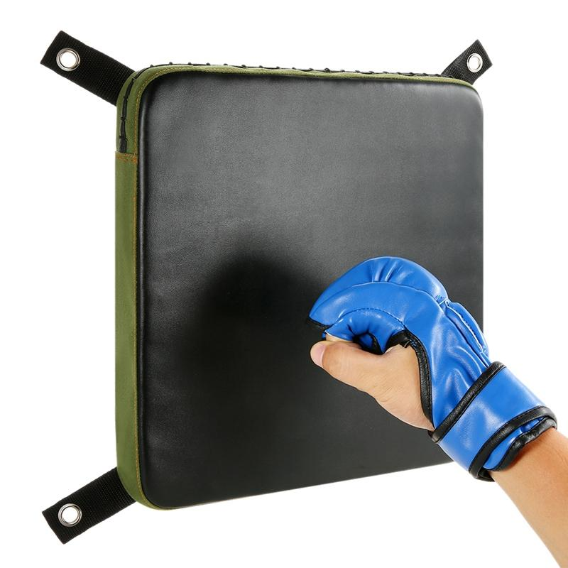 Voucher tại Lazada cho Square Boxing Bag Foam Solid Wall Sandbag Target Taekwondo Training Target Boxing Target