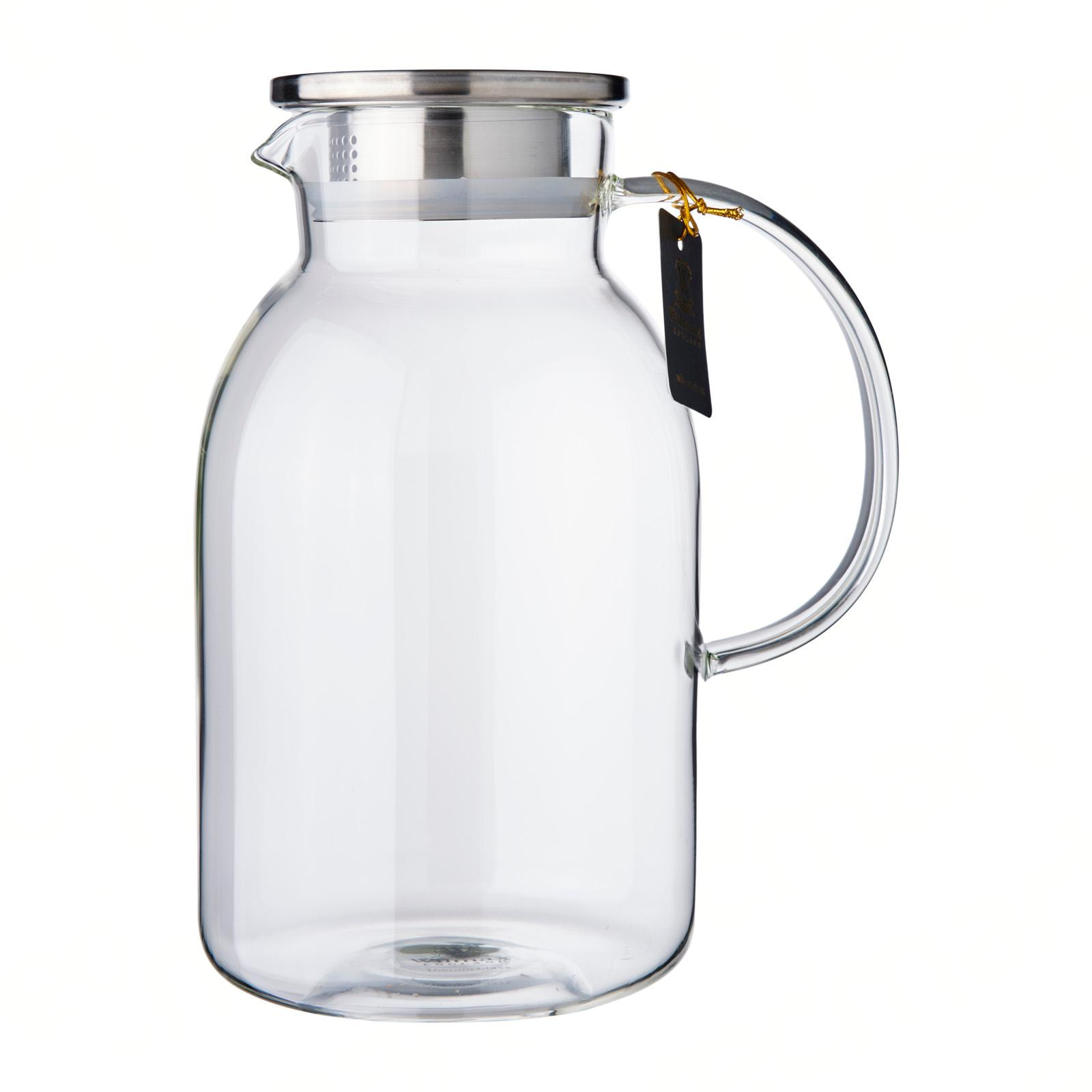 Wilmax England Thermo Glass Jug 2100 ML