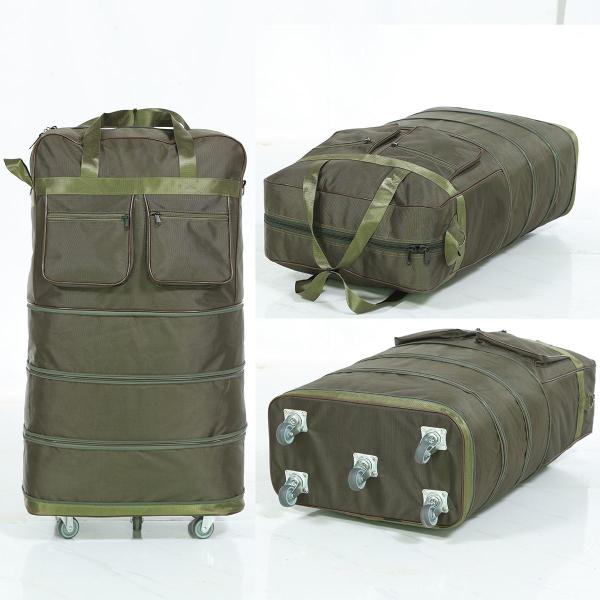 Overseas Studying Mass 158 Aviation Consignment Bag Thick Waterproof Collapsible School Home Moving Luggage