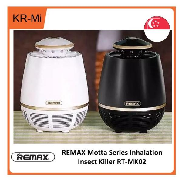 (Courier Delivery) REMAX Motta Series Inhalation Insect Killer RT-MK02 Singapore