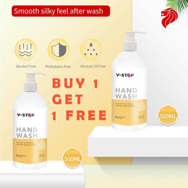 Buy V-STOP Sanitizing Hand Wash - 500ml Singapore