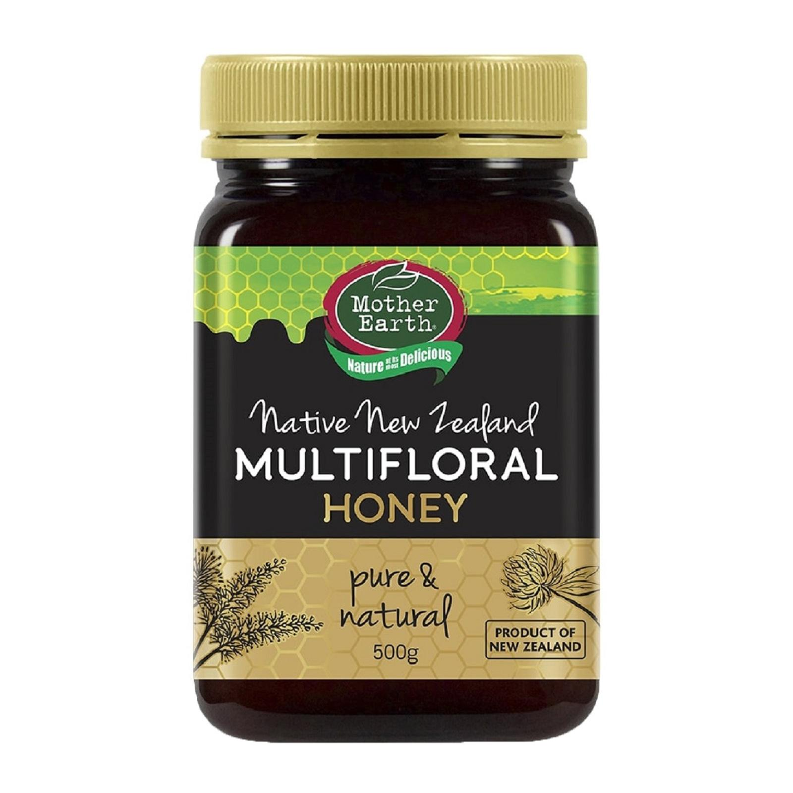 Mother Earth Multifloral Honey - by Optimo Foods
