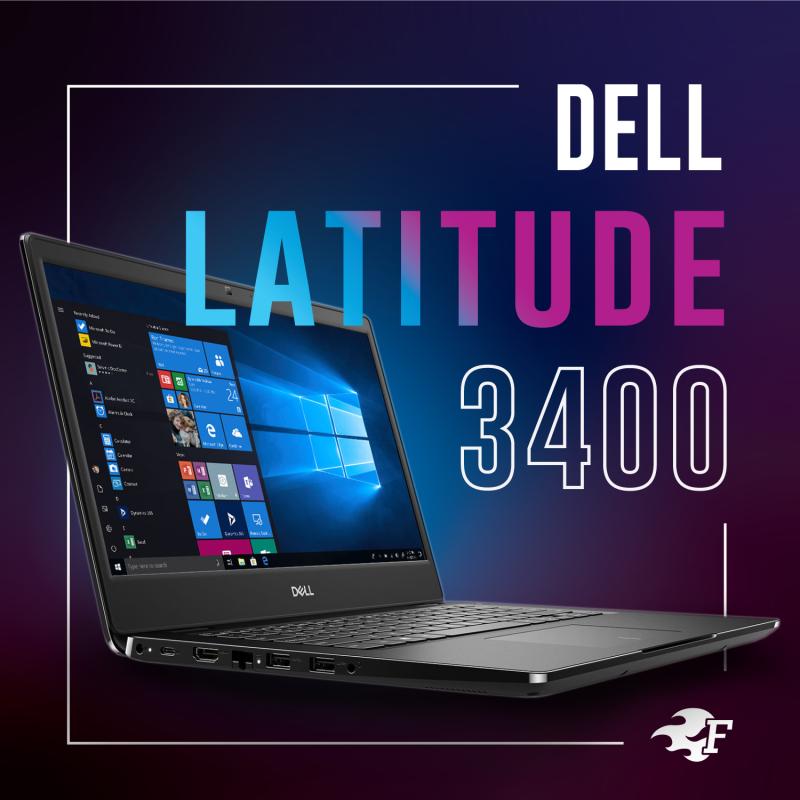 Dell Latitude 3400 i5 8gb 256gb SSD