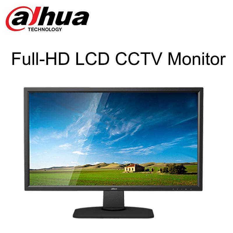 Dahua 22inch Full-HD LCD Monitor DHL22-F600/Surveillance Monitor/CCTV Monitor