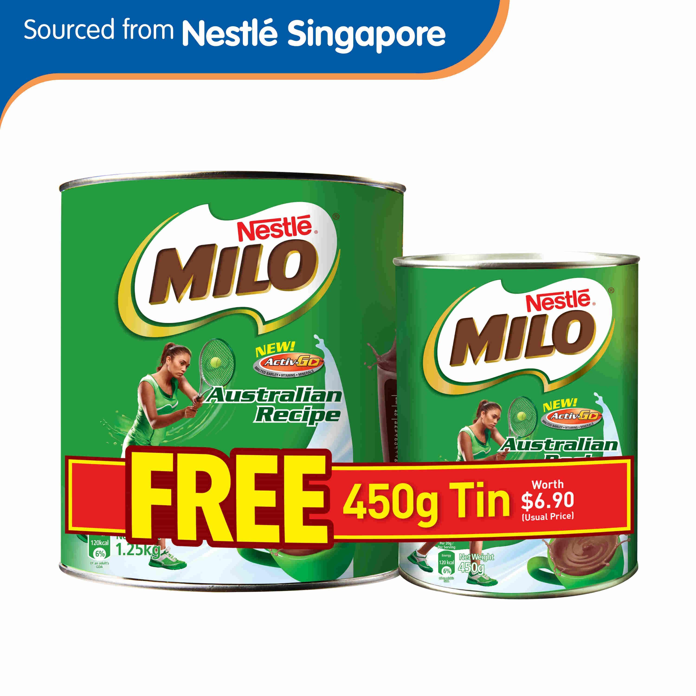 I Love You Milo Mini Heart Tin Gift For I Heart Milo With Chocolates or Mints