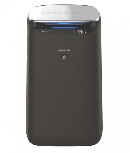 Sharp 62m² Air Purifier FP-J80E-H [FREE FP-J30E] Singapore