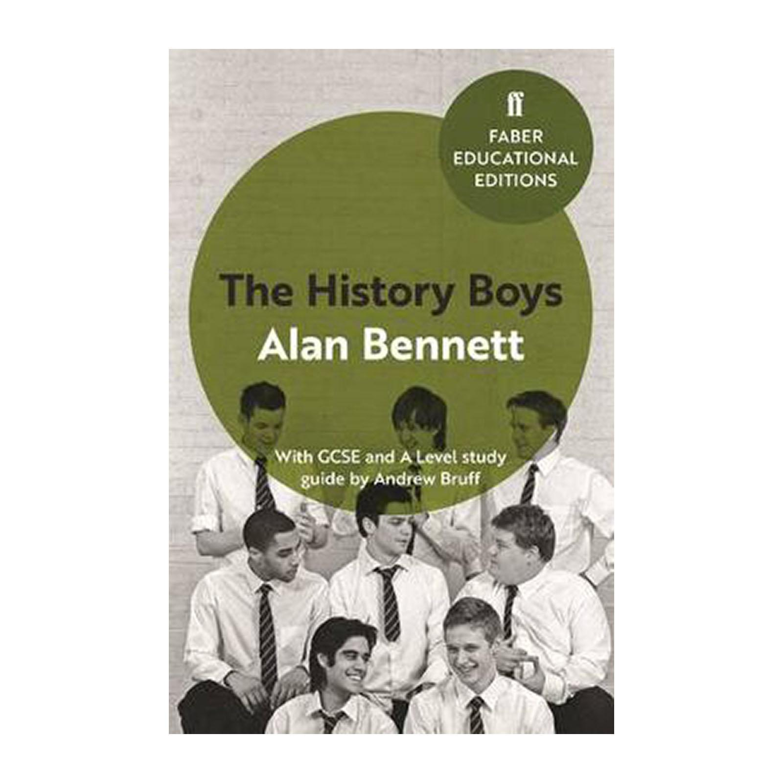 The History Boys: With Gcse And A Level Study Guide (Paperback)