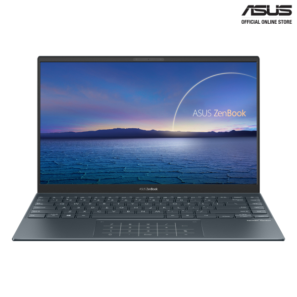Asus Zenbook 14 UX425JA-BM065T/14 FHD LED/ i7-1065G7/8GB LPDDR4X/1TB PCIe SSD/Intel® Iris Plus Graphics