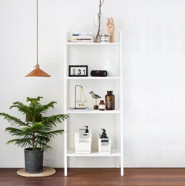 [Pre-Order] ALFIE Modern Industrial Ladder Display Rack