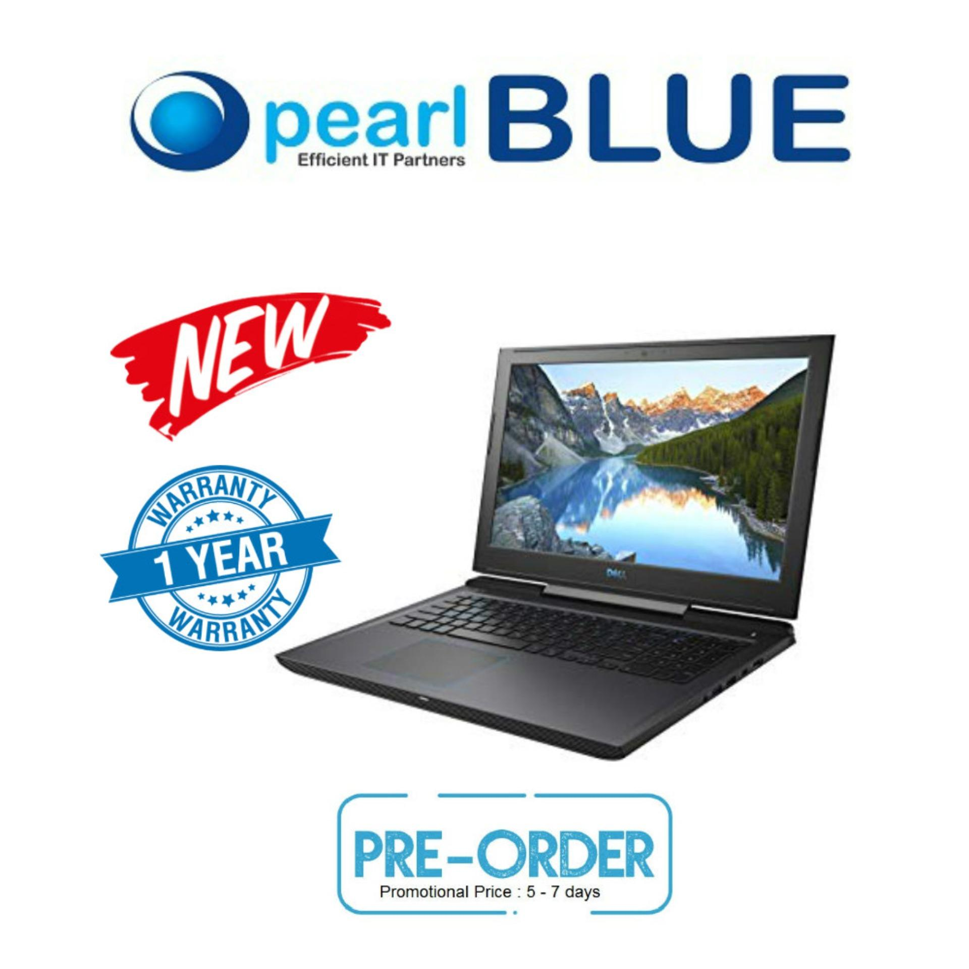 Dell G7 Series 7588 -i7 16GB 1TB+256GB GTX1060 | Powerful, immersive in-game experience