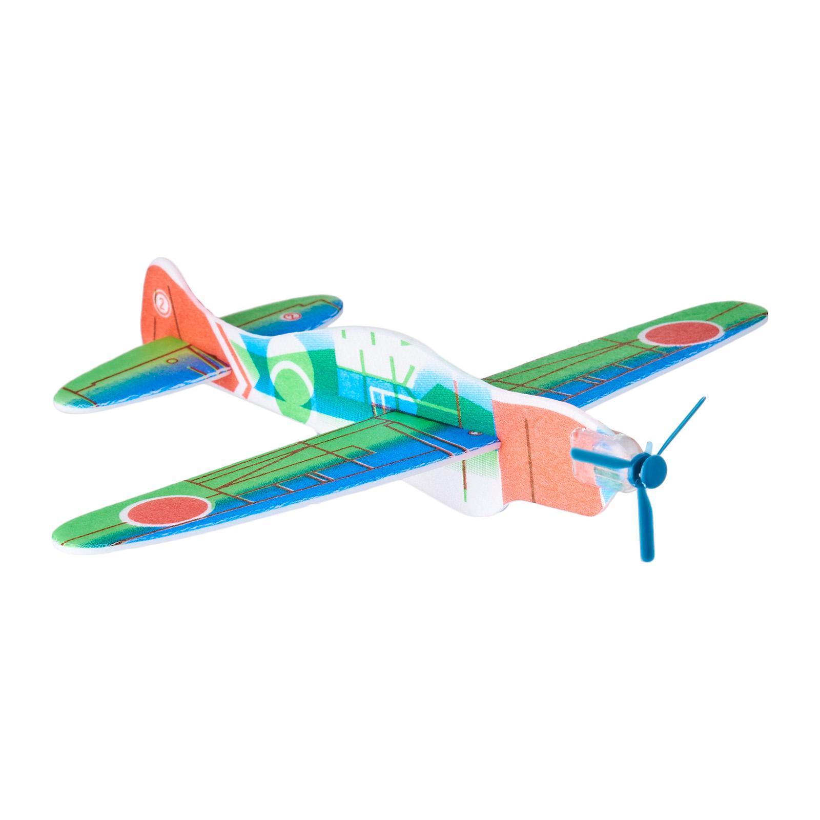 CGS Foam Aeroplane (12pcs)