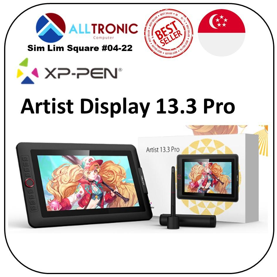 XP-Pen  Artist Display 13.3 Pro / 1Yr Warranty/ Singapore authorized Reseller