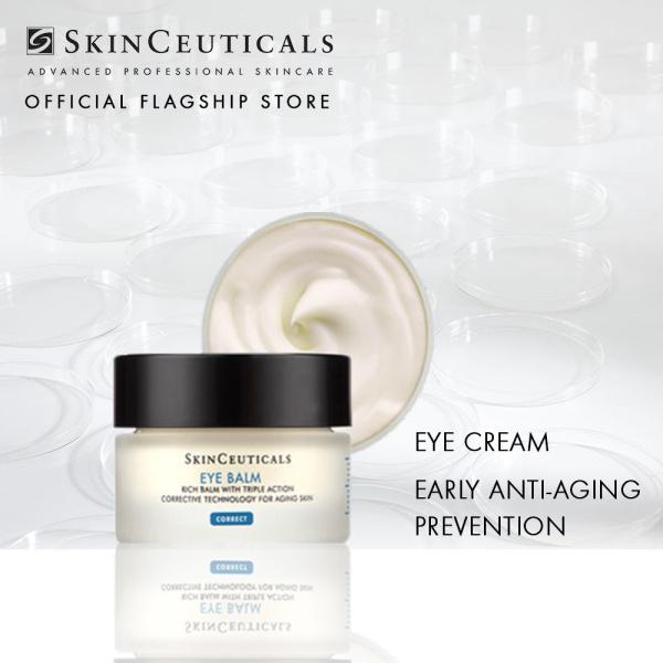 Buy SkinCeuticals Eye Balm Anti-Aging Eye Cream 15ML (CORRECT/ANTI-DARK EYE CIRCLES) Singapore