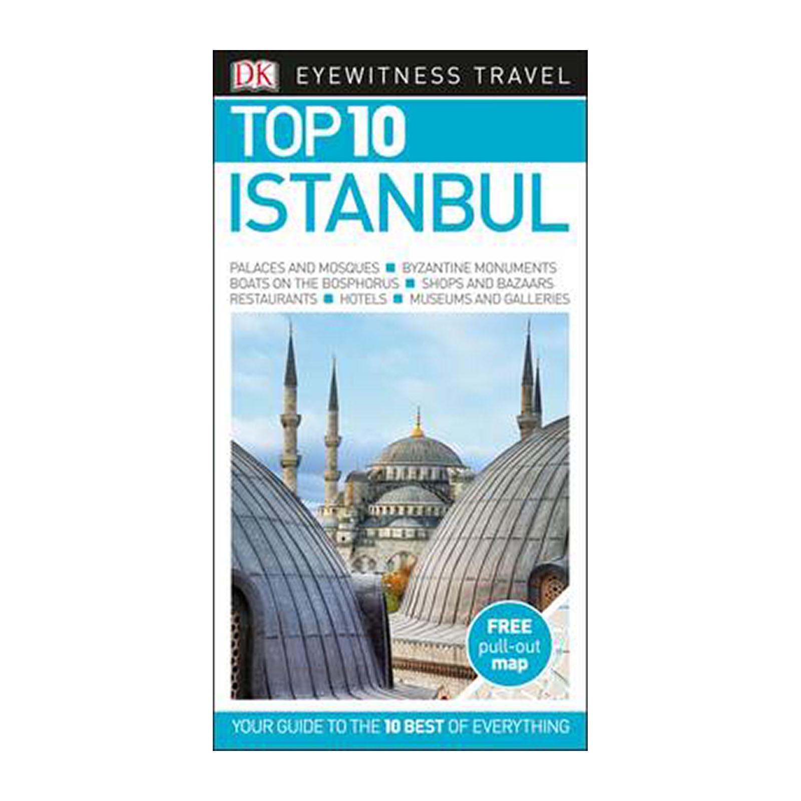 Top 10 Istanbul (Paperback)