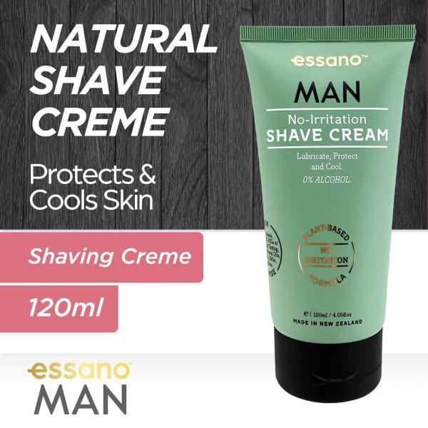Buy Essano Man No Irritation Shave Crème 120ml Singapore