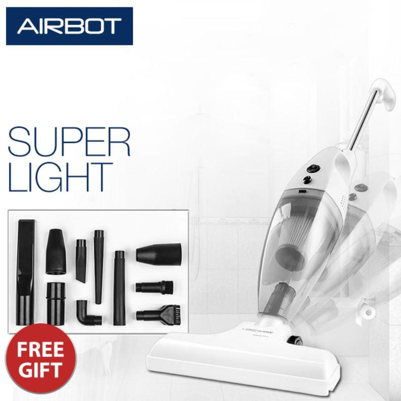 Airbot DX115C Super Light Handheld Stick Long Vacuum Cleaner with HEPA Filter ( 12 Months Official Warranty ) Singapore