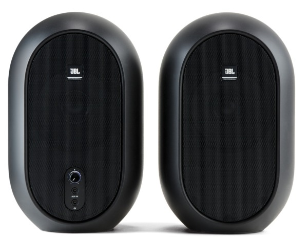 JBL One Series 104 reference monitor speakers (pair)