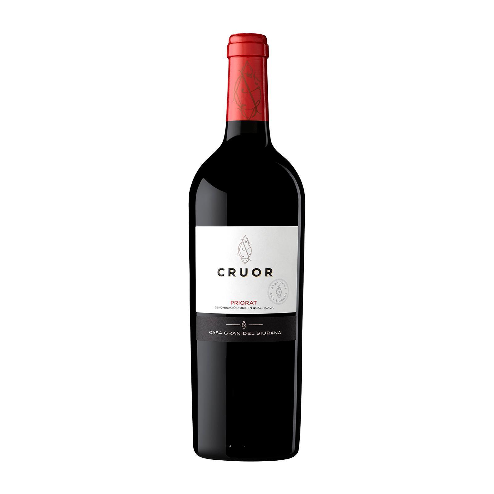 Casa Gran Del Siurana Cruor 2015 Spanish Wine - By TANINOS