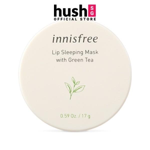 Buy INNISFREE  Lip Sleeping Mask with Green Tea 17g Singapore